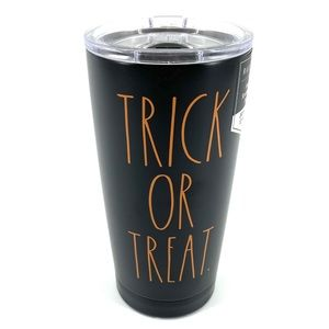 Rae Dunn Halloween Trick or Treat Tumbler